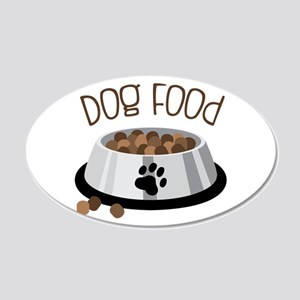 Dog Food Wall Decal