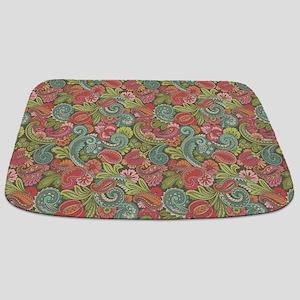 Paisley Cyngalese Bathmat