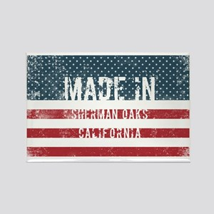 Made in Sherman Oaks, California Magnets