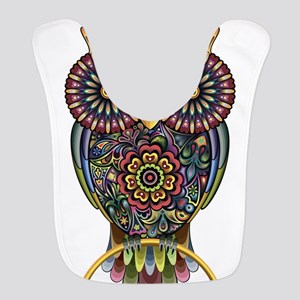 Vibrant Owl Bib