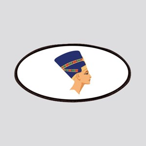 Egyptian Nefertiti Queen Patches