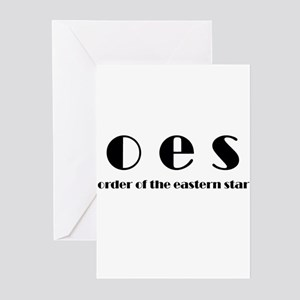 Eastern Star Greeting Cards (Pk of 10)
