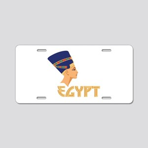 EGYPT Aluminum License Plate
