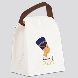 Queen of EGYPT Canvas Lunch Bag