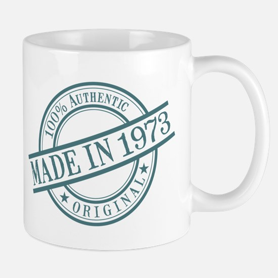 Made in 1973 Mugs