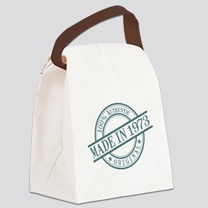Made in 1973 Canvas Lunch Bag