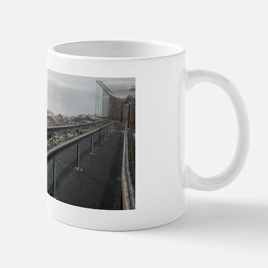 frostly footpath Mug