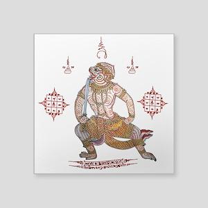 hanuman1 Sticker