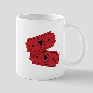 Movie Cinema Tickets Mugs