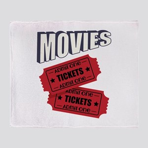 Movies Throw Blanket