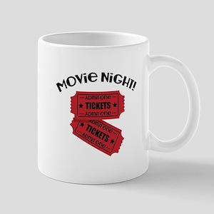 Movie Night! Mugs