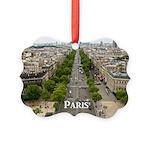 Paris Picture Ornament