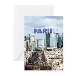 Paris Greeting Cards (Pk of 10)