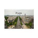 Paris Rectangle Magnet (10 pack)