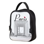 Paris Neoprene Lunch Bag