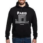 Paris Hoodie (dark)