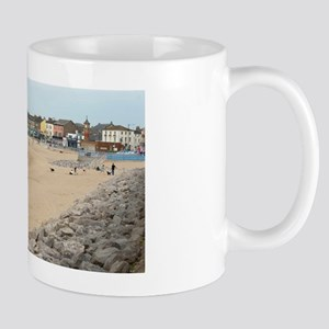 morecambe low tide Mug