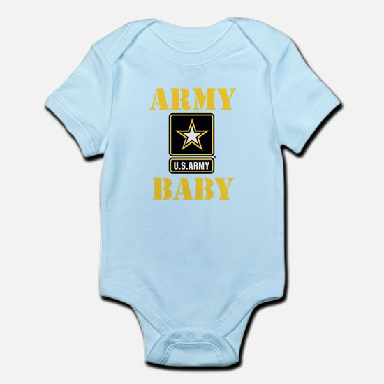 Army Baby Body Suit