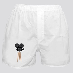 Film Reels Camera Movie Boxer Shorts