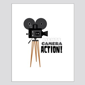 Lights Camera Action! Posters