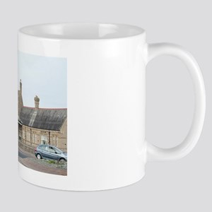 old morecambe station Mug