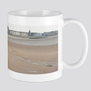 west end panorama Mug
