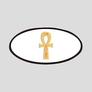 Egyptian Ankh Patches