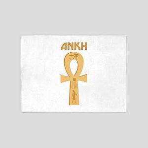 ANKH 5'x7'Area Rug