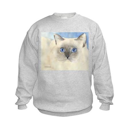 Ragdoll Stuff! Kids Sweatshirt