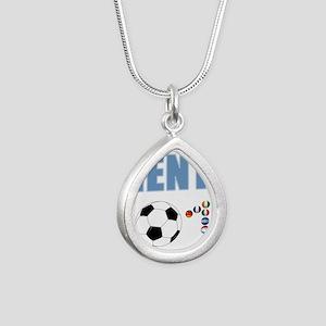 Argentina soccer Necklaces