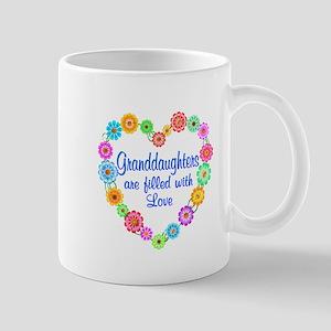 Granddaughter Love Mug