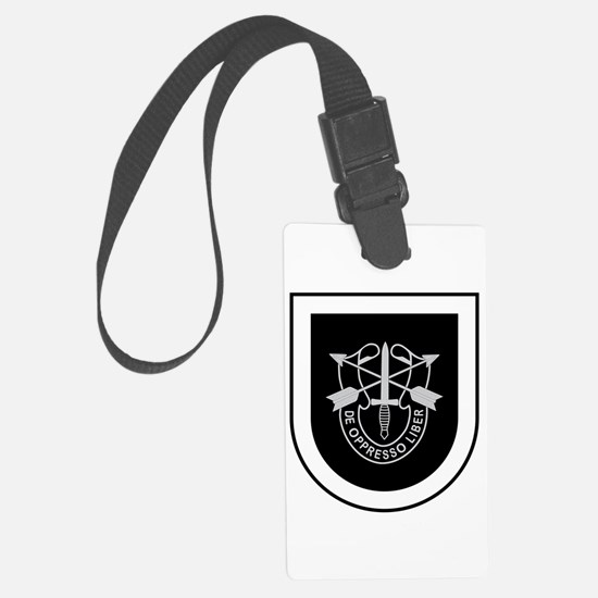 5th Special Forces Luggage Tag