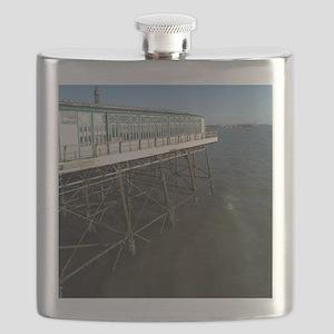 Blackpool North Pier Flask