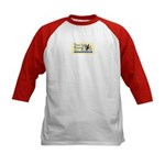 Kids Baseball Jersey - Red, Black Or Blue