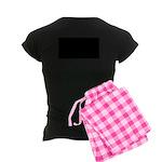 - Multiple Patterns Available Women's Dark Pajamas