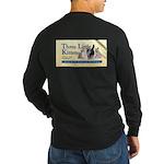 Men's Long Sleeve T-Shirt - Multiple Colors Avail.