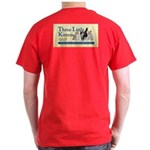 Men's Crew Neck T-Shirt- Multiple Colors Available
