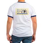 Men's Ringer T - Multiple Colors Available T-Shirt