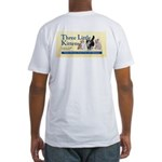 Men's Fitted T-Shirt - Multiple Colors Available