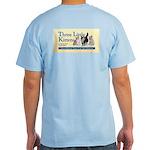 Men's Light T-Shirt - Multiple Colors Available
