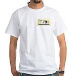Men's Crew Neck T-Shirt - White