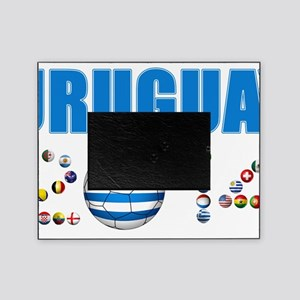 Uruguay soccer futbol Picture Frame