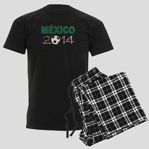 México futbol soccer Pajamas