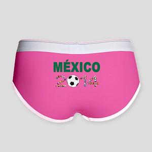 México futbol soccer Women's Boy Brief