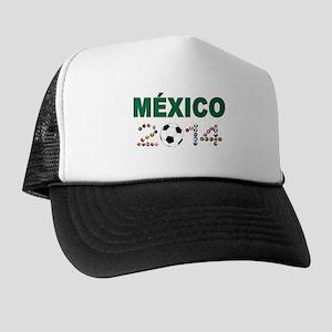 México futbol soccer Trucker Hat