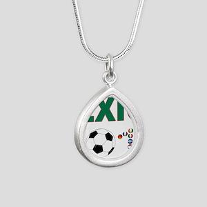 México futbol soccer Necklaces