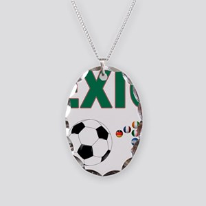 México futbol soccer Necklace