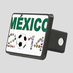 México futbol soccer Hitch Cover