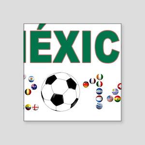 México futbol soccer Sticker