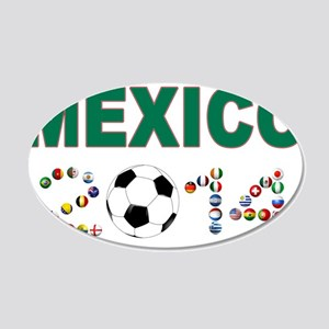México futbol soccer Wall Decal